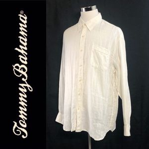 Tommy Bahama Shirts - TOMMY BAHAMA Men's Casual Button Front Shirt XL